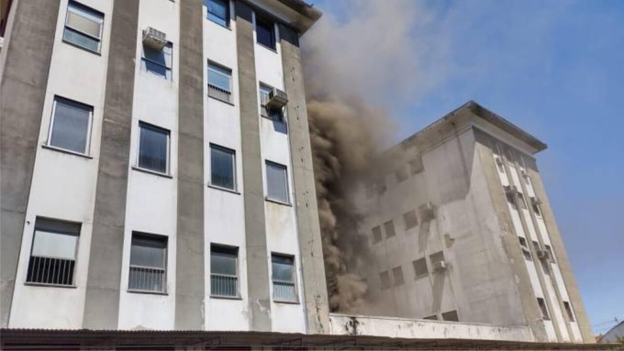 Gerenciamento de risco em edificações hospitalares